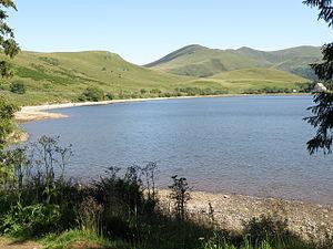 Lac de Guéry - Image: Lac de Guéry 5