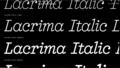 Lacrima Type Specimen.png