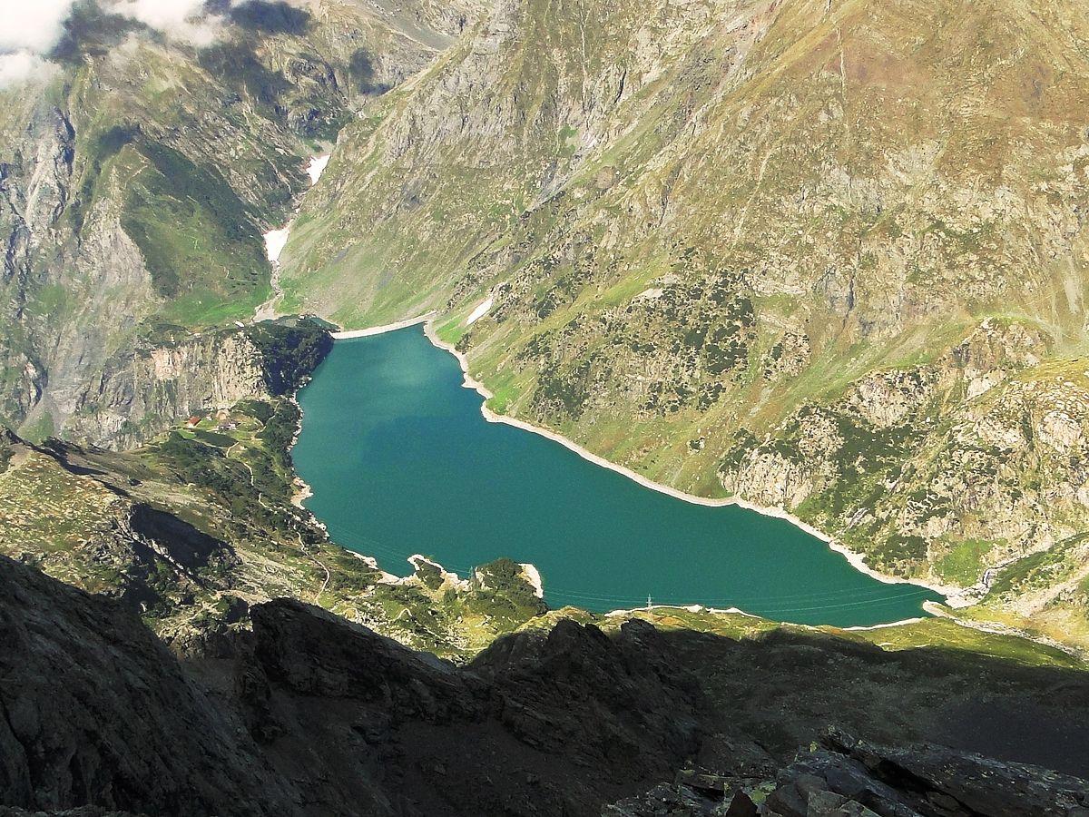 Lago del barbellino wikipedia for Lago n