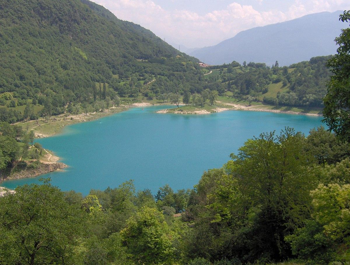 Lago di tenno wikipedia for Disegni di laghi