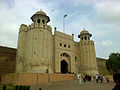 Lahore Fort at Cloudy day.jpg