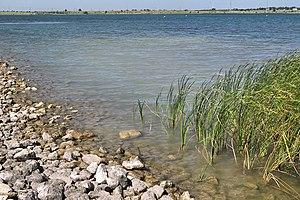 Lake Pflugerville - Image: Lake pflugerville 2012