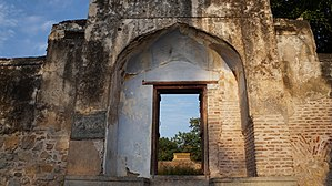 Hasan Abdal - The Tomb of Lala Rukh was built in the 17th century, and is traditionally believed to be the tomb of a daughter of the Emperor Akbar.