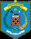 Escudo de Paser Regency