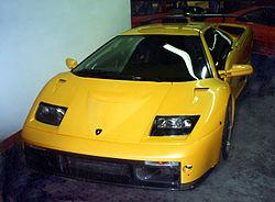 Lamborghini Diablo Wikipedia La Enciclopedia Libre