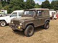 Land Rover, licence registration '85 KE 1350'.JPG