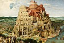 Language topic image Breugel's Tower of Babel.jpg