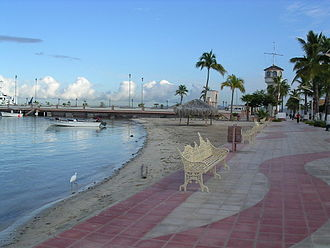 La Paz, Baja California Sur - Boardwalk of La Paz