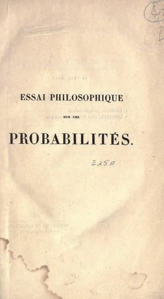 File:Laplace - Essai philosophique sur les probabilités.djvu