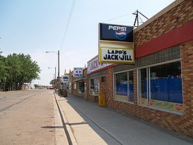 Lapp's Jack and Jill in Hebron, North Dakota 6-30-2006.jpg