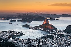 Last Sunlight on the Sugarloaf Mountain.jpg