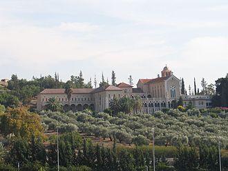 Latrun - Image: Latrun Monastery