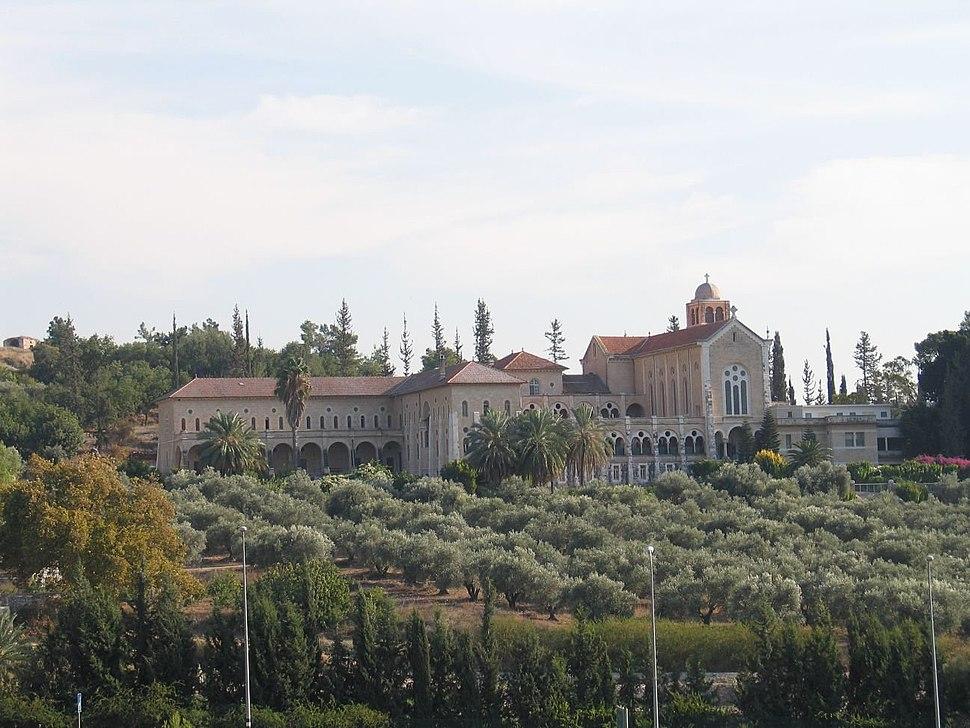 Latrun-Monastery