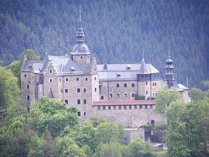 Ludwigsstadt - Lauenstein Castle