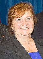 Laura Fortman at U.S. Department of Labor signing ceremony 2014.jpg