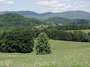 Laurel Mountain (West Virginia) - Image: Laurel Mountain