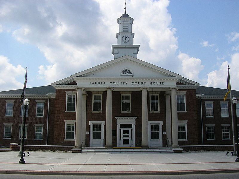 Archivo:Laurel County Kentucky Courthouse.jpg
