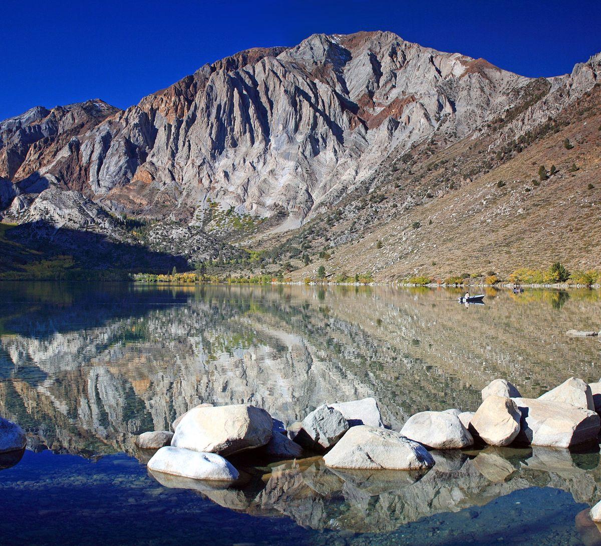 Convict Lake - Wikipedia