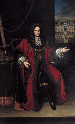 Laureys a Castro - Portrait of Sir Robert Clayton