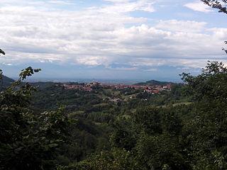 Lauriano Comune in Piedmont, Italy
