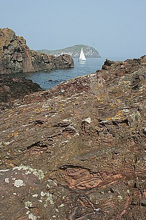 Lava Flow - geograph.org.uk - 405678.jpg