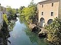 Le Saison in Mauléon (upstream).jpg