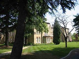 Leavesden Hospital Hospital in Hertfordshire, England