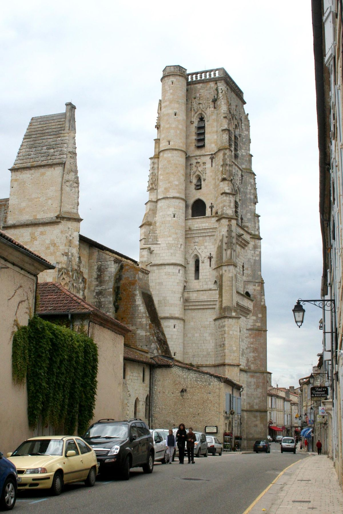 Lectoure Cathedral Wikipedia
