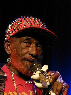 Lee Scratch Perry @ Band On The Wall, Manchester 19-2-2013 (8493373312).jpg
