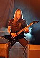 Legion of the Damned, Hein Willekens at Party.San Metal Open Air 2013 02.jpg