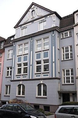 Leibnizstraße in Mülheim an der Ruhr