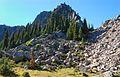 Lemei Rock, the highest peak in the Indian Heaven Wilderness..jpg