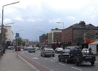 How to get to Clanbrassil St with public transit - About the place