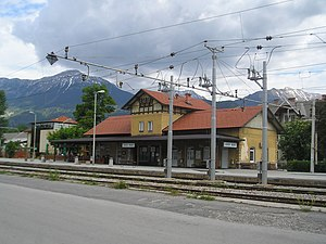 Lesce-Bled-train station.jpg