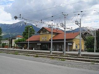 Tarvisio–Ljubljana Railway railway line