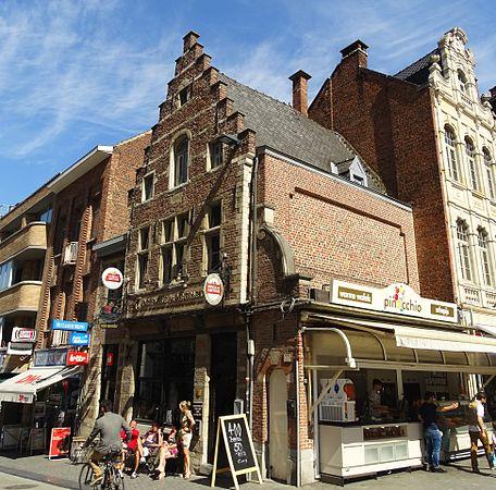 Leuven - Brabantse Pijl, 15 april 2015, vertrek (C17).JPG