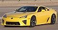 Lexus LFA Yellow Las Vegas.jpg