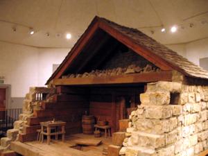 Liberty Jail - Partial reconstruction of Liberty Jail