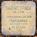 Liebenburg Stolperstein Drack, Sabine.jpg