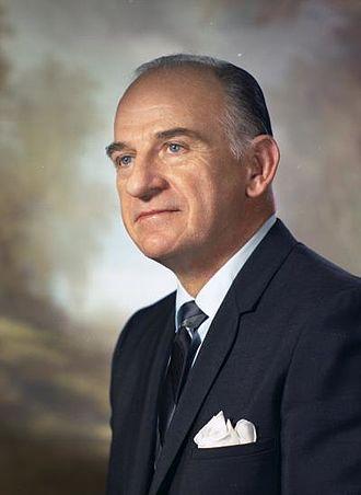 John Cherberg - Image: Lieutenant Governor Cherberg, 1969