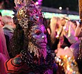 Life Ball 2013 - magenta carpet Celestial Tableau by Darrell Thorne and The Gods 02.jpg