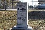Lifelight crew memorial, T.C. Jeffords Park, Sylvester.jpg