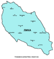 Lika region map-sr.png