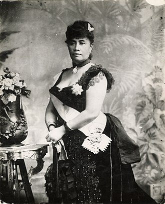 Liliʻuokalani - Liliʻuokalani at Queen Victoria's Golden Jubilee