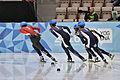Lillehammer 2016 - Short track 1000m - Men Semifinals - Daeheon Hwang, Shaoang Liu, Kazuki Yoshinaga and Kyunghwan Hong 6.jpg