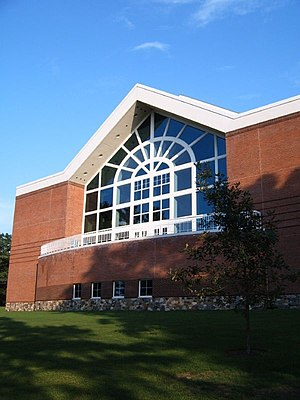 Penn State Erie, The Behrend College - Lilley Library, Penn State Erie