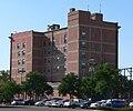 Lincoln Hotel (Scottsbluff, Nebraska) from SE 1.JPG