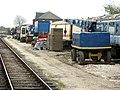 Lincolnshire Wolds Railway, Ludborough - geograph.org.uk - 484212.jpg