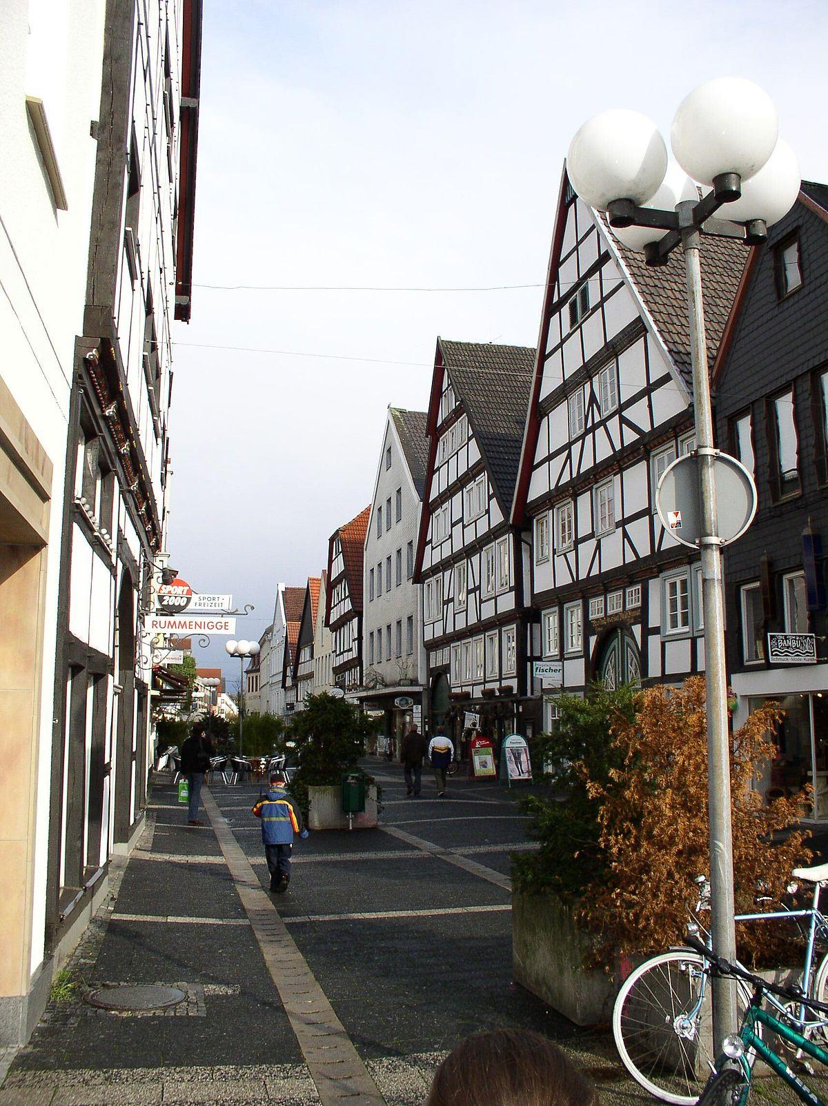 Lippstadt – Reiseführer auf Wikivoyage