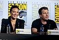 Lisa Joy & Jonathan Nolan (48452360921).jpg